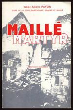 ANDRÉ PAYON, MAILLÉ VILLAGE MARTYR