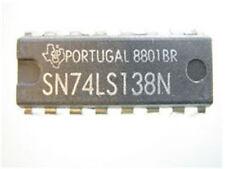 SN74LS138 N TTL Decoder/demultiplexer 1-OF-8 DIP16