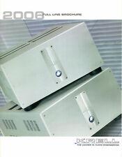 Krell 2006 Full Line Audio brochure - Good condition - Very rare!