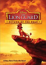 The Lion King Disney Junior Television Series Sequel The Lion Guard on DVD