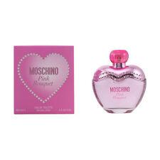 Perfume de mujer Rosa ramo Moschino EDT 100 ml