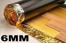 45m2 Deal - Super Sonic Gold 6mm Laminate Underlay - FAST & FREE - Top Quality!
