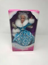 WINTER RENAISSANCE BARBIE DOLL Blonde EVENING ELEGANCE SERIES Spec Edition 1996