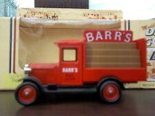 Lledo Days Gone - Barr's - DG26004 - 1934 Chevrolet Bottle Delivery Truck