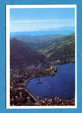 ITALIA PATRIA NOSTRA -Panini 1969-Figurina/Sticker n. 64 - COMO -Rec