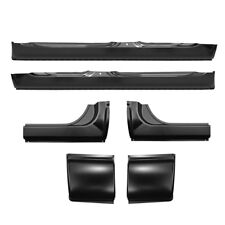 06-09 KIT Dodge Mega Cab Rocker Panels, Rocker Extension & Cab Corners Ram Truck