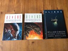 Alien Omnibus Volume 1 & 2 Dark Horse