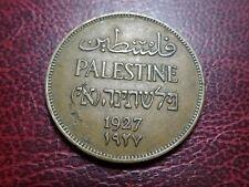 PALESTINE 2 MILS 1927
