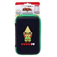 Hori Retro Zelda Hard Pouch [Nintendo Accessory, NN3DS XL, 3DS, DSi XL, DSi] New