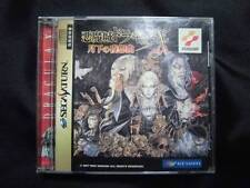 AKUMAJO DRACULA X CASTLEVANIA SEGA SATURN Rare Used Konami From Japan F/S