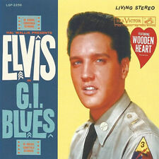 Elvis Presley - G.I Blues Vol 1 - FTD CD - New & Sealed *************