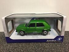 VW Volkswagen CL Viper Green 1:18 Solido