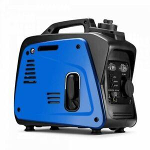 GenTrax 800W Mini Pure Sine Wave Petrol Inverter Camping Generator