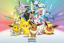 Pokemon PKMN Poster Eevee 91.5x61cm