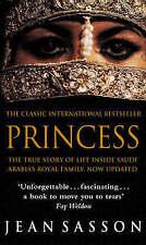 SASSON,JEAN-PRINCESS  BOOK NEW