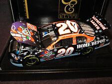 Tony Stewart #20 2007 #90/504 Santa Claus 1/24 RCCA Monte Carlo SS NASCAR Elite