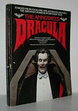 The Annotated Dracula by Bram Stoker and Leonard Wolf (1976, Paperback)