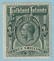 FALKLAND ISLANDS 48  MINT HINGED OG * NO FAULTS EXTRA FINE !