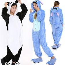 Adult's Pajamas Cosplay Costume Unisex  Animal Onesis Sleepwear Suit Panda Cute
