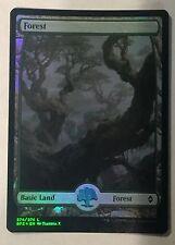 Forest #274 *Foil* - MTG - Battle For Zendikar *Foil*