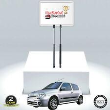 2 MOLLE A GAS BAGAGLIAIO RENAULT CLIO II 1.2 16V 55KW 75CV DAL 2001 700702