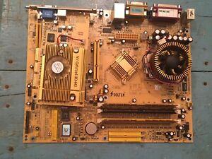 Soltek SL-75FRN2-L, Athlon XP 2600+