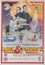 MAX & PADDYS ROAD TO NOWHERE PETER KAY PAT McGUINESS CHANEL4 UK REGION 2 DVD NEW