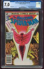 AMAZING SPIDER-MAN ANNUAL # 16 1982 1ST APP OF NEW CAPTAIN MARVEL CGC 7.0 G-751