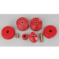 Prothane Motor Mount Inserts Bushing For 91-99 Nissan Sentra 200SX 1.6L 2.0L Red