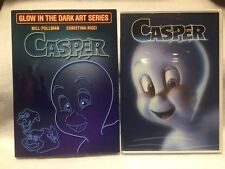 Casper (DVD, 1995) Glow in the Dark Series - Includes Slip Cover - BRAND NEW!