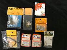 Misc Train Parts Accessories Different Scales! See Photos For Details!!
