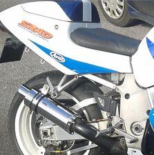 Suzuki GSXR 750 SRAD 96'-00' Stainless GP PRO RACE MTC Exhaust