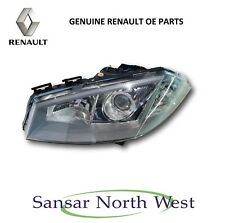 New Genuine Renault Megane II Xenon Headlamp Left N/S Passenger Headlight 02-09
