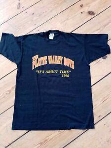 Rare Vintage 90s Single Stitch Country Record Band Shirt XL (Grundge, Nirvana)