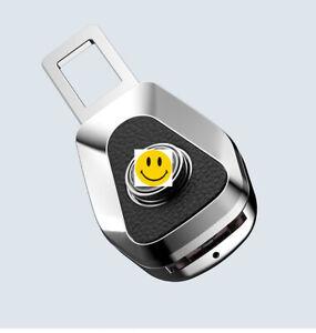 2XCar Seat Belt Safety Clip Plug Buckle For benz KIA Renault Nissan Honda Toyota