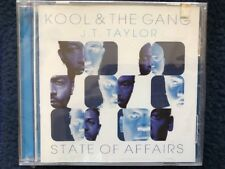 Kool & the Gang STATE OF AFFAIRS J.T. TAYLOR CD 1996 Curb 77786 SEALED