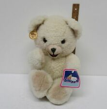 """Vintage (1986) NWT Snuggle Bear Plush Russ Berrie 15"""" Tall Lever Brothers yz4771"""