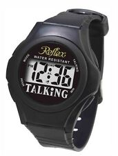 Reflex Talking Watch for the Blind and Partially Sighted - Brand New