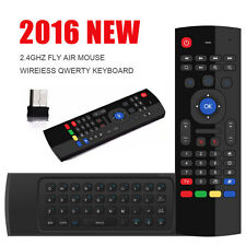 MX3 2.4GHz Wireless keyboard Fly Air Mouse Remote For Android Kodi Smart TV BOX