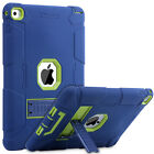 For Apple iPad Air 2 Rugged Shockproof Hard Case Cover W/ Kickstand A1566/A1567