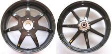 BST Carbon Fiber Front Rear Rims Wheels Triumph Speed Triple 1050