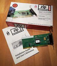 iomega ZIP zoom SCSI Controller Karte, Accelerator Card, adaptec AVA 1502 E