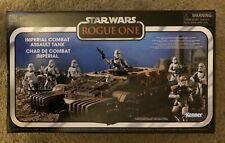 Star Wars Vintage Collection Imperial Combat Assault Tank Vehicle 2017 New