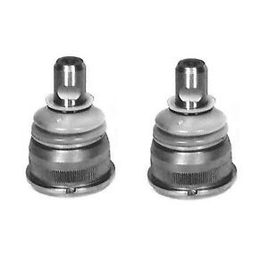 Pair Set of 2 Front Lower Ball Joints 18mm Pinch Bolt Delphi For W124 R129 W201
