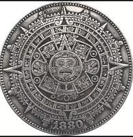 Hobo Nickel 1880_0 Usa Morgan dollar Coin Copy Type 139