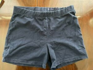 Girl's J Crew Crewcuts Navy Blue Tumble Shorts Size 16