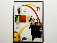 All About Eve (Dvd, 2008, 2-Disc Set, Classics) *Rare Oop* 1950 Bette Davis