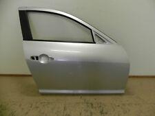 Mazda RX8 Tür Türe vorne rechts front right door Silber Beifahrertür Lack: 22V