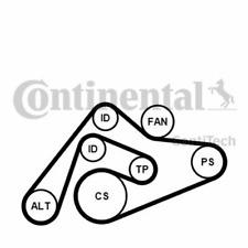 V-Ribbed Belt Set Audi VW Skoda - ContiTech 6pk2404k1