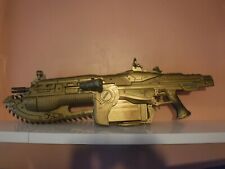 Neca - Gears of War 2 - Full Size Lancer Gold- over 3 feet in length- Boxed